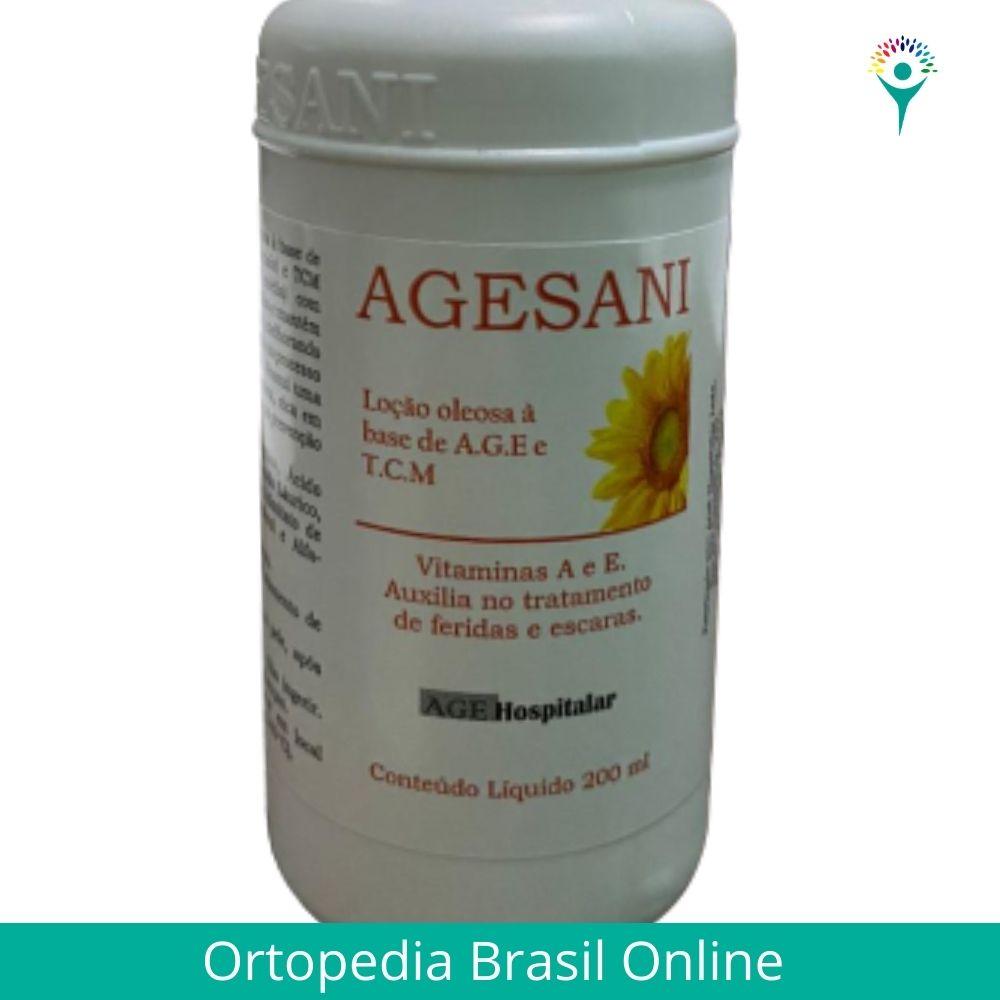 Loção Oleosa Agesani
