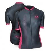 Camiseta RACE Bike Feminina Pink (LANÇAMENTO)