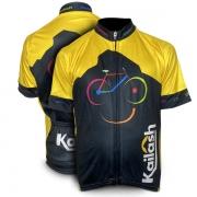 Camiseta KIDS RACE BIKE KAILASH - UNISEX