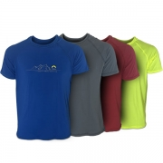 Camiseta LITE Mountain Run - MASCULINA