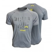 Camiseta TRAIL COOL KAILASH - GRAY Collection