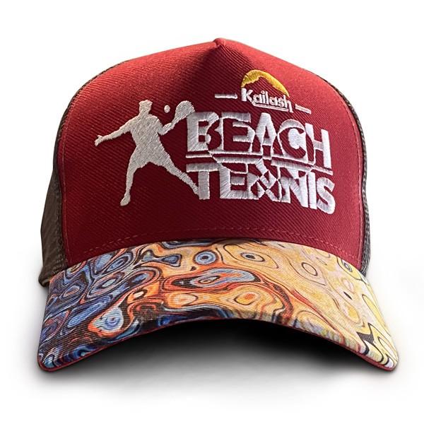 Boné Trucker - Beach Tennis PRO