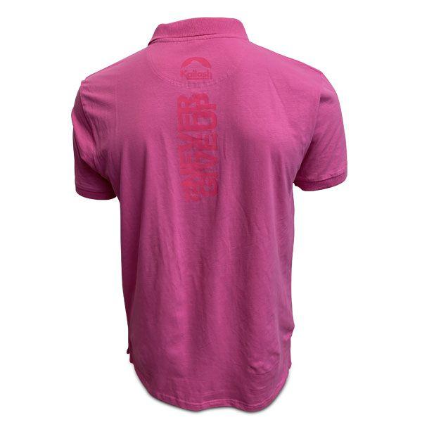 Camisa Polo Kailash - Rosa