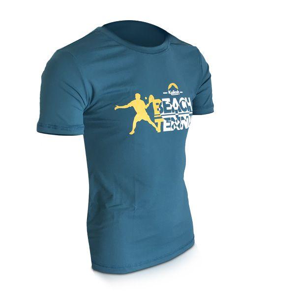 Camiseta Beach Tennis Player Masculina | Verde