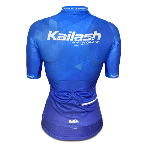 Camiseta RACE Bike Feminina Blue (LANÇAMENTO)