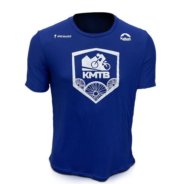 Camiseta Especial KMTB | Azul