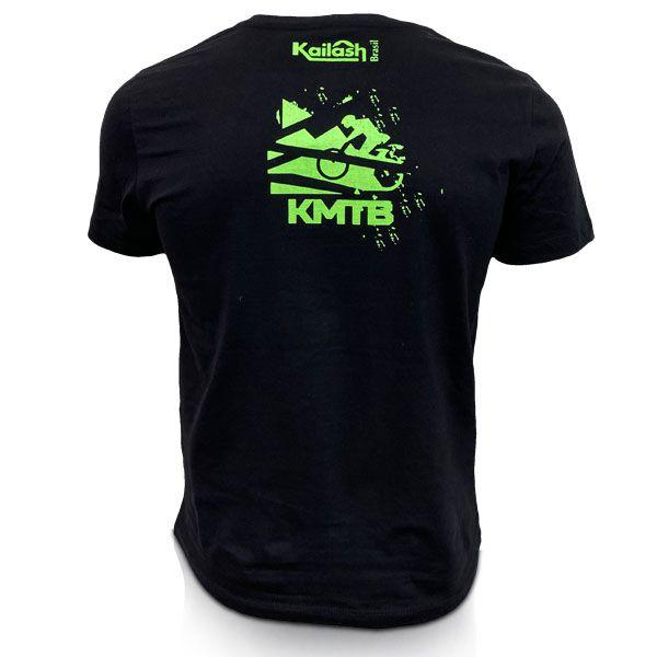 Camiseta Especial KMTB #NQSF  Preta - ALGODÃO