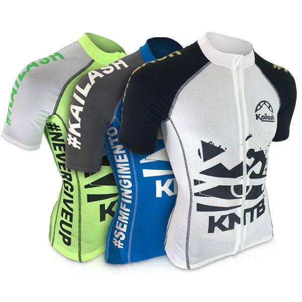 Camiseta KMTB Ciclismo - UNISEX