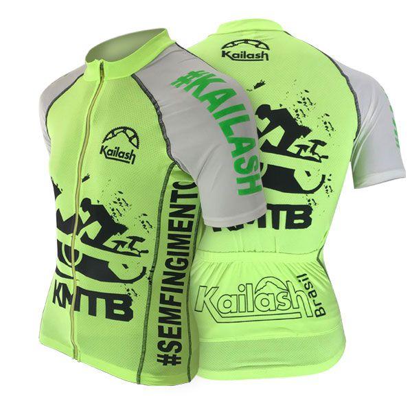 Camiseta KMTB Ciclismo