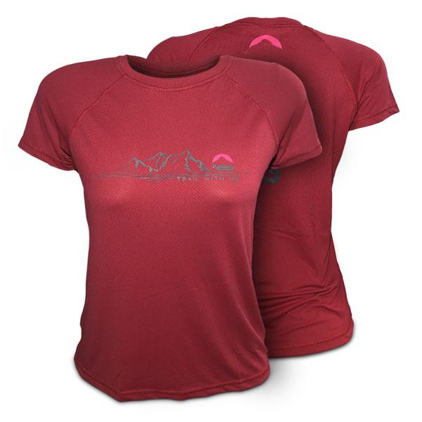 Camiseta LITE Mountain Run - FEMININA