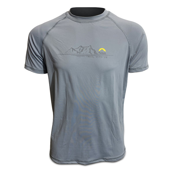 Camiseta Mountain COOL KAILASH - Gray Collection