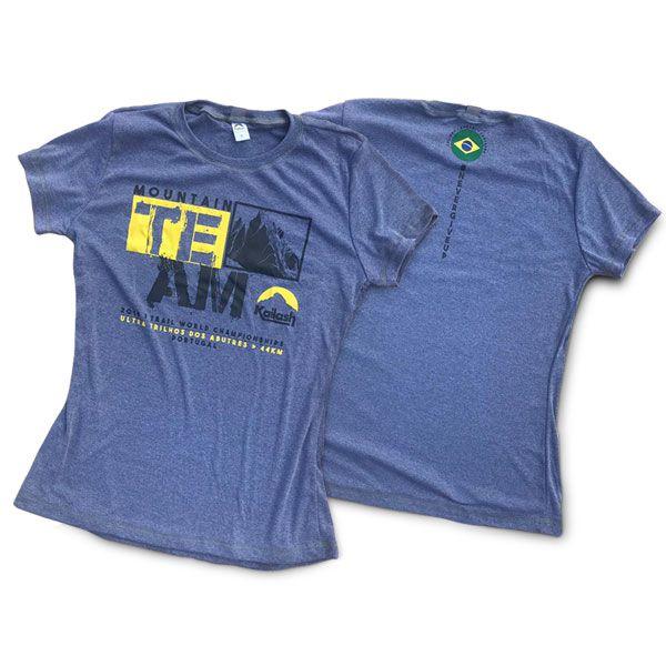 Camiseta Team Kailash - Feminina