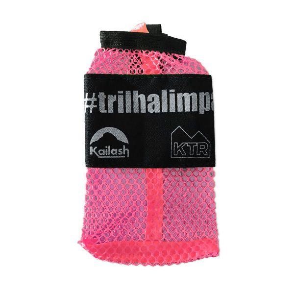 Lixo de Trilha Kailash