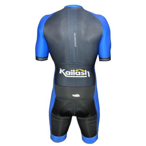 Macaquinho RACE KAILASH BLACK-BLUE Masculino (LANÇAMENTO)