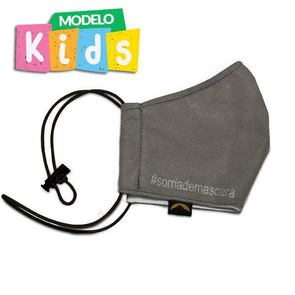 Máscara INFANTIL de Proteção com Regulador