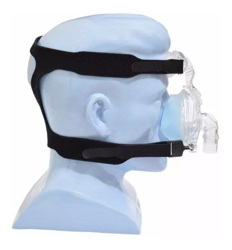 Máscara Nasal Cpap Comfort Gel Blue Philips Respironics - P