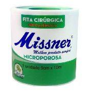 Fita Micropore Branca 5cm X 10m (6 Und)