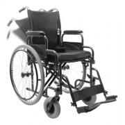 Cadeira De Rodas Adulto Dobrável Em Aço D400 - Assento 44
