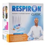Respiron Classic Fisioterapia Respiratória Kit 5 Unidades