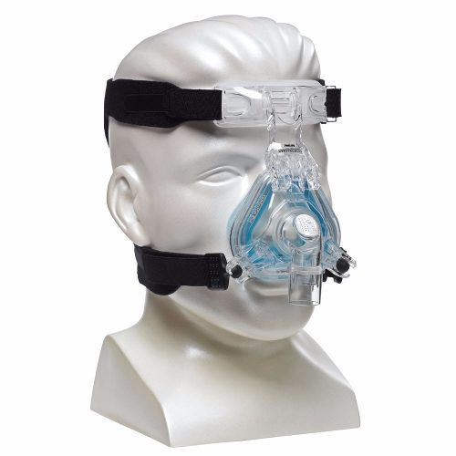 Máscara Nasal Comfort Gel Blue Philips Respironics - M