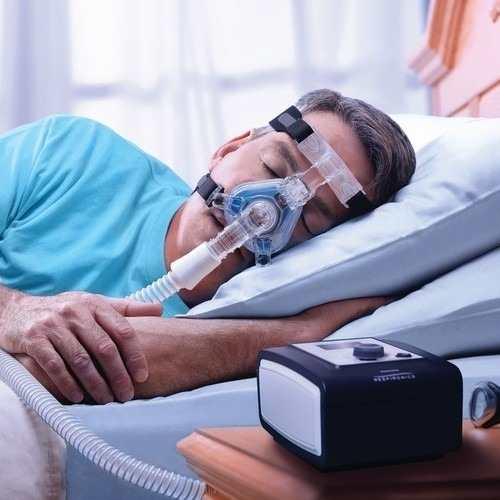 Máscara Nasal Comfort Gel Blue Philips Respironics