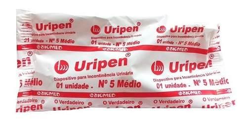 Dispositivo Para Incontinência Urinária Uripen N5 (100 Und)