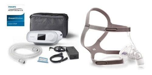 Cpap Dreamstation Auto Philips Respironics + Máscara Nasal