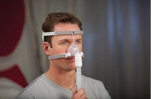 Máscara Nasal Cpap Pico Philips Respironics P/m