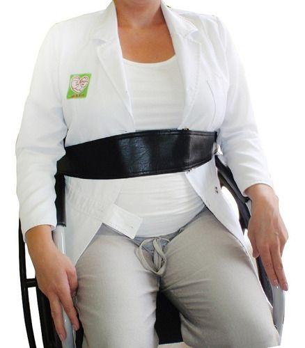 Cinto De Segurança Abdominal Cadeira De Rodas