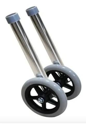 Andador D10 Dellamed com rodas incluídas