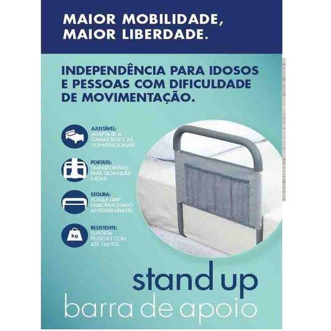 Barra de Apoio para Cama Stand Up