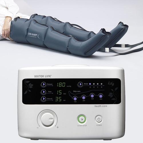 Compressor Pneumático Lx9 Doctor Life C/ Botas