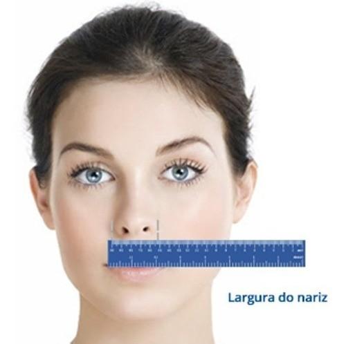 Máscara Nasal Comfort Gel Blue + Traqueal - Original Philips