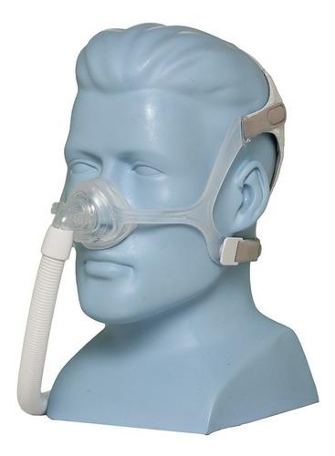 Máscara Nasal Wisp Philips Respironics Fixador Silicone