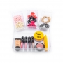 Organizador De Gaveta Escritório Porta Maquiagem Lápis Joias Mod: 001