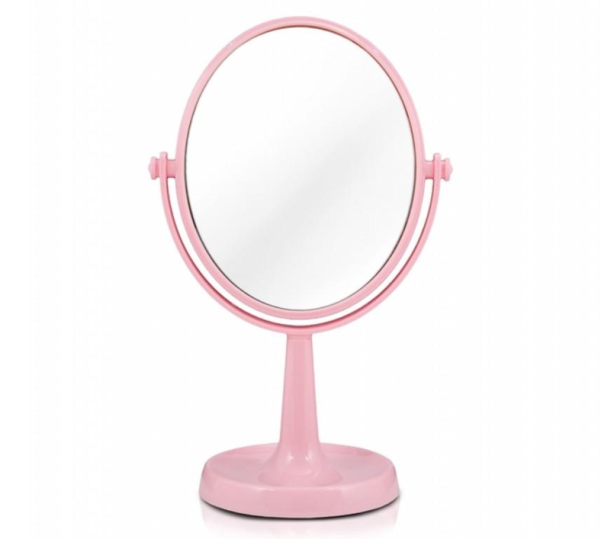 Espelho Para Maquiagem Dupla Face 3x Aumento