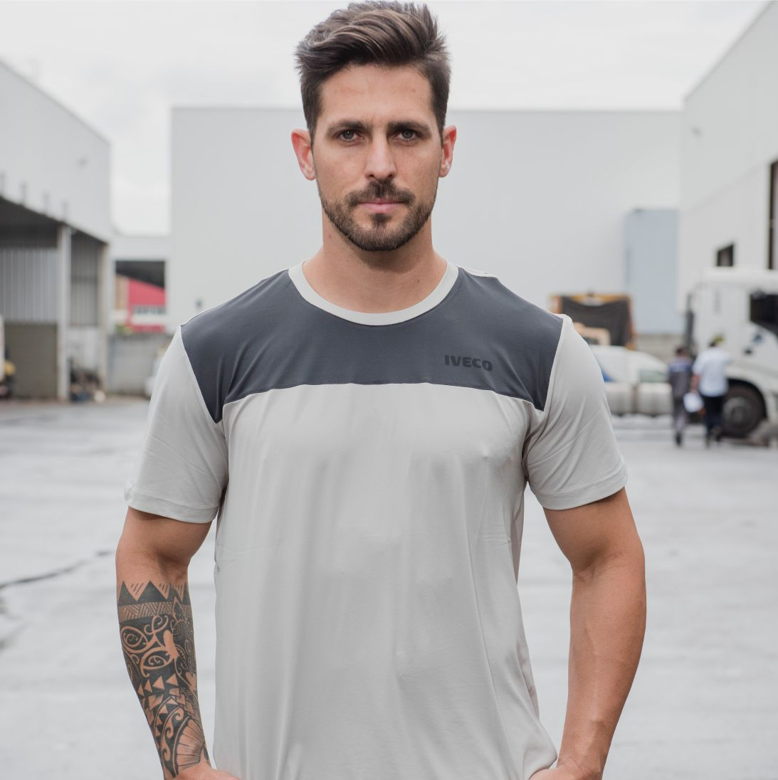 T-SHIRT DRY FIT III