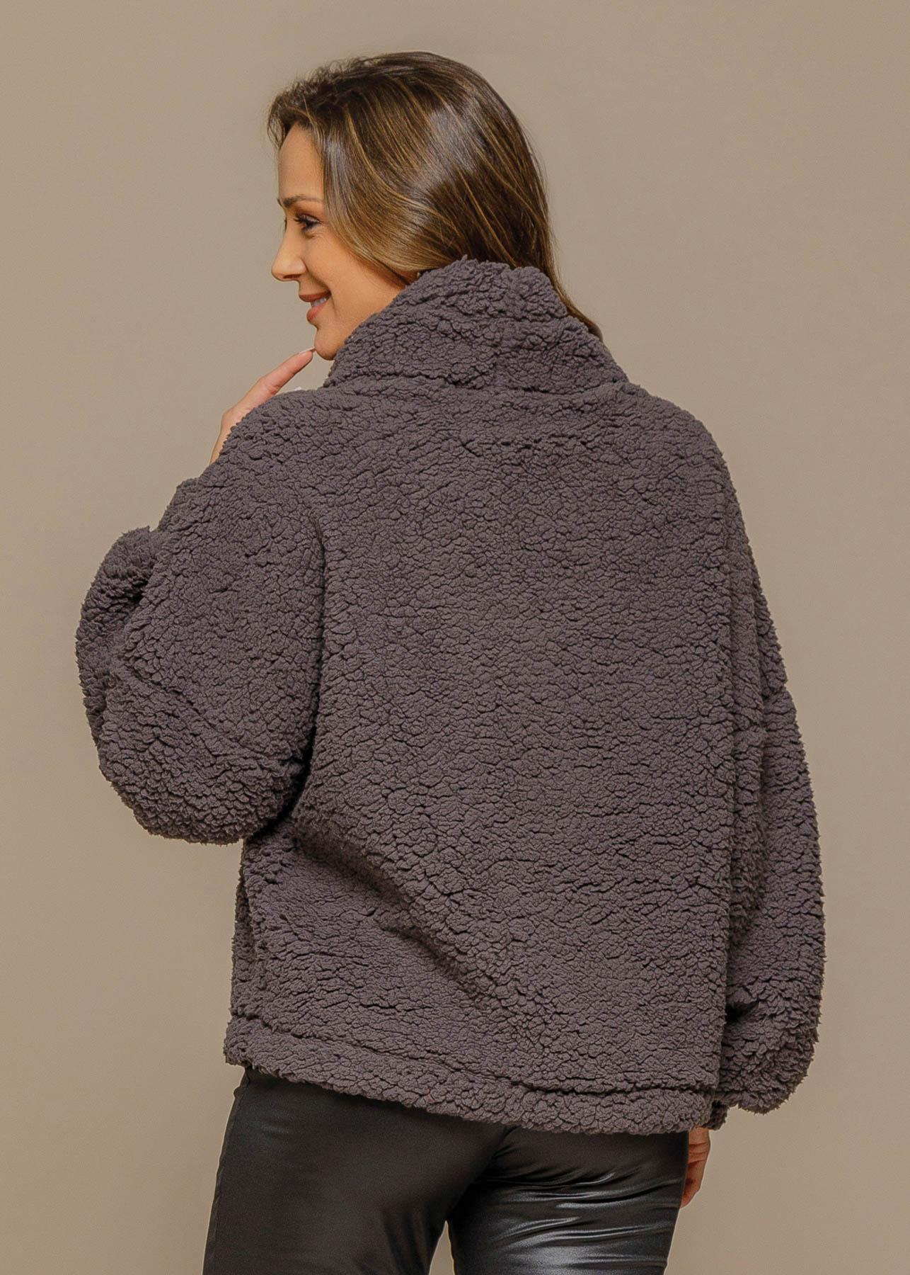 Blusão Sherpa