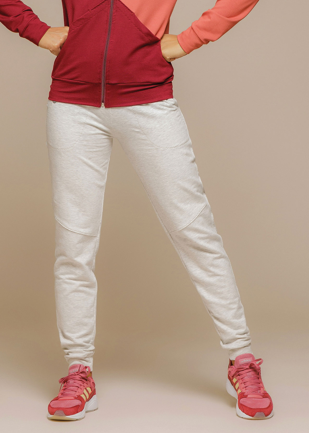 Calça Jogging Sport Fleece