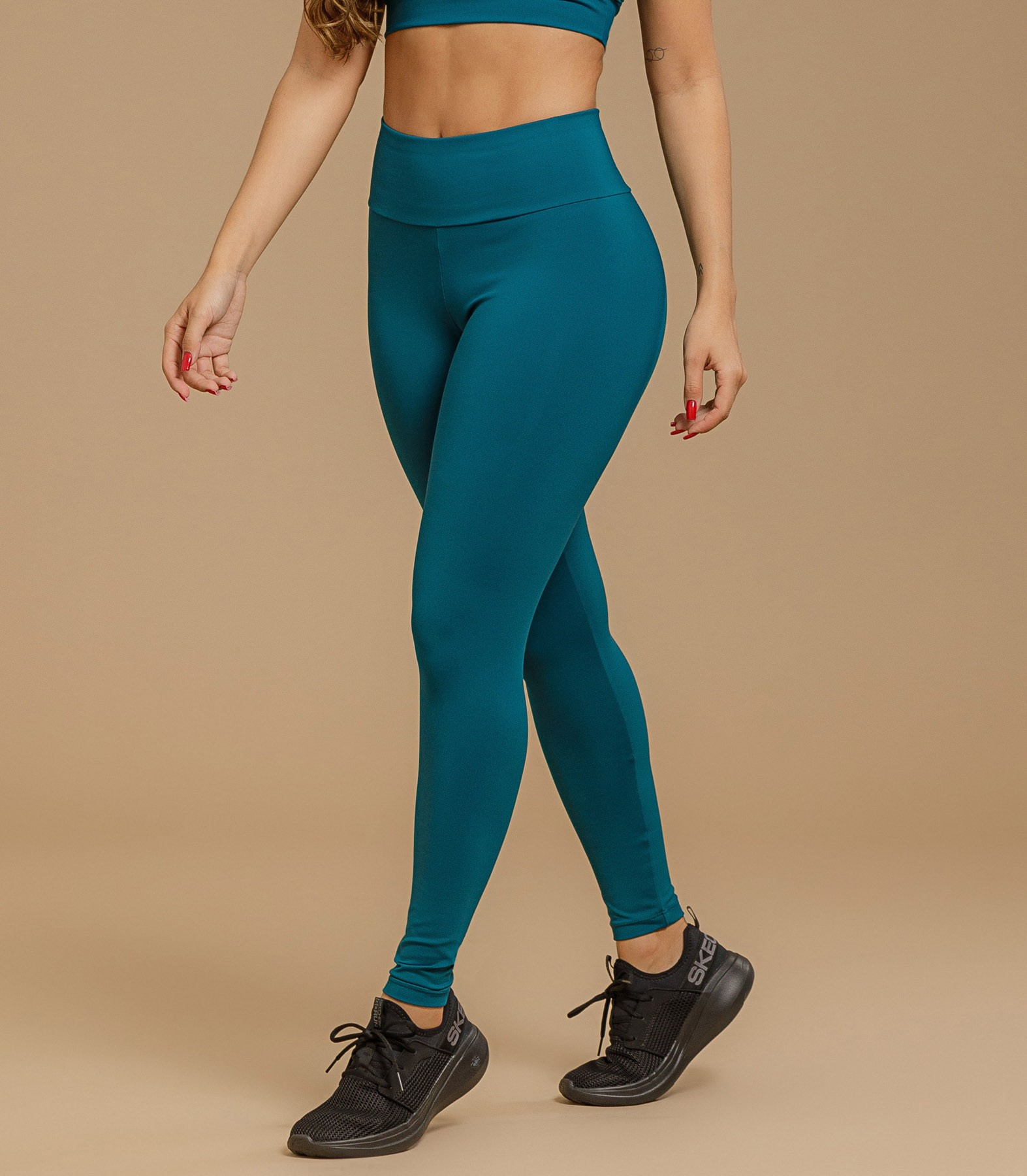 Legging New Zealand Sport Essencial RB