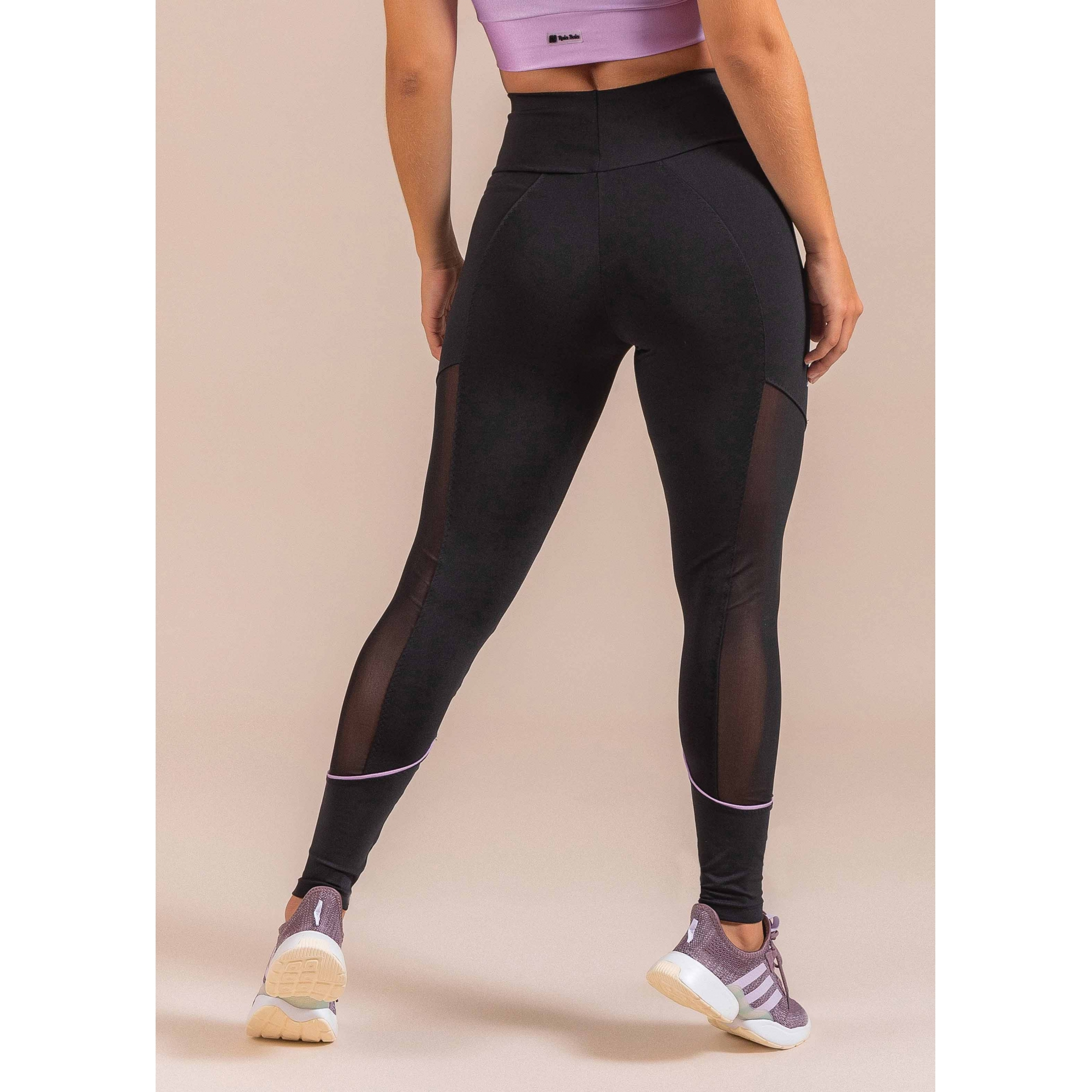 Legging Sport New Zealand Silk e Bolso
