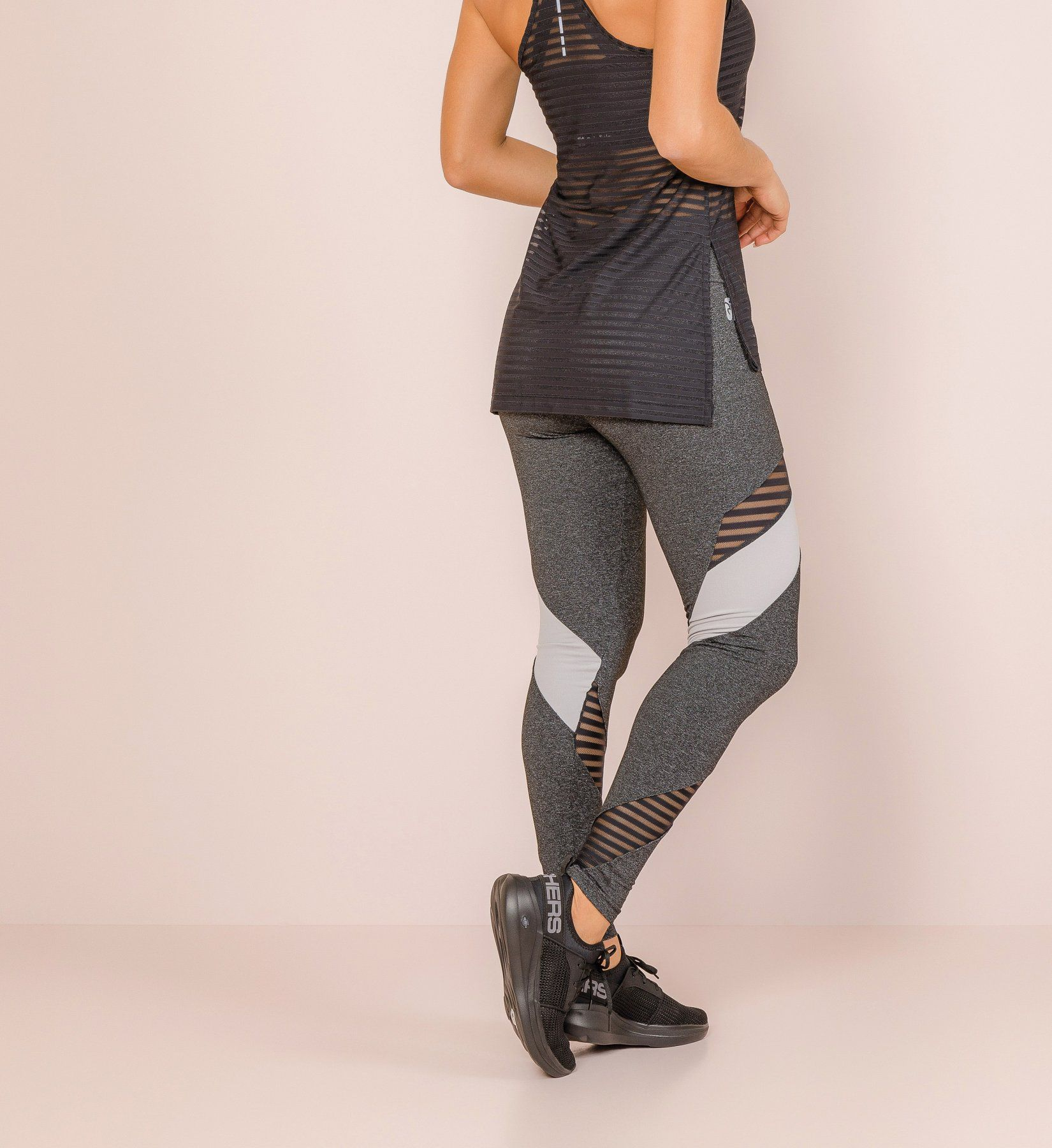 Legging Supplex com Equinox