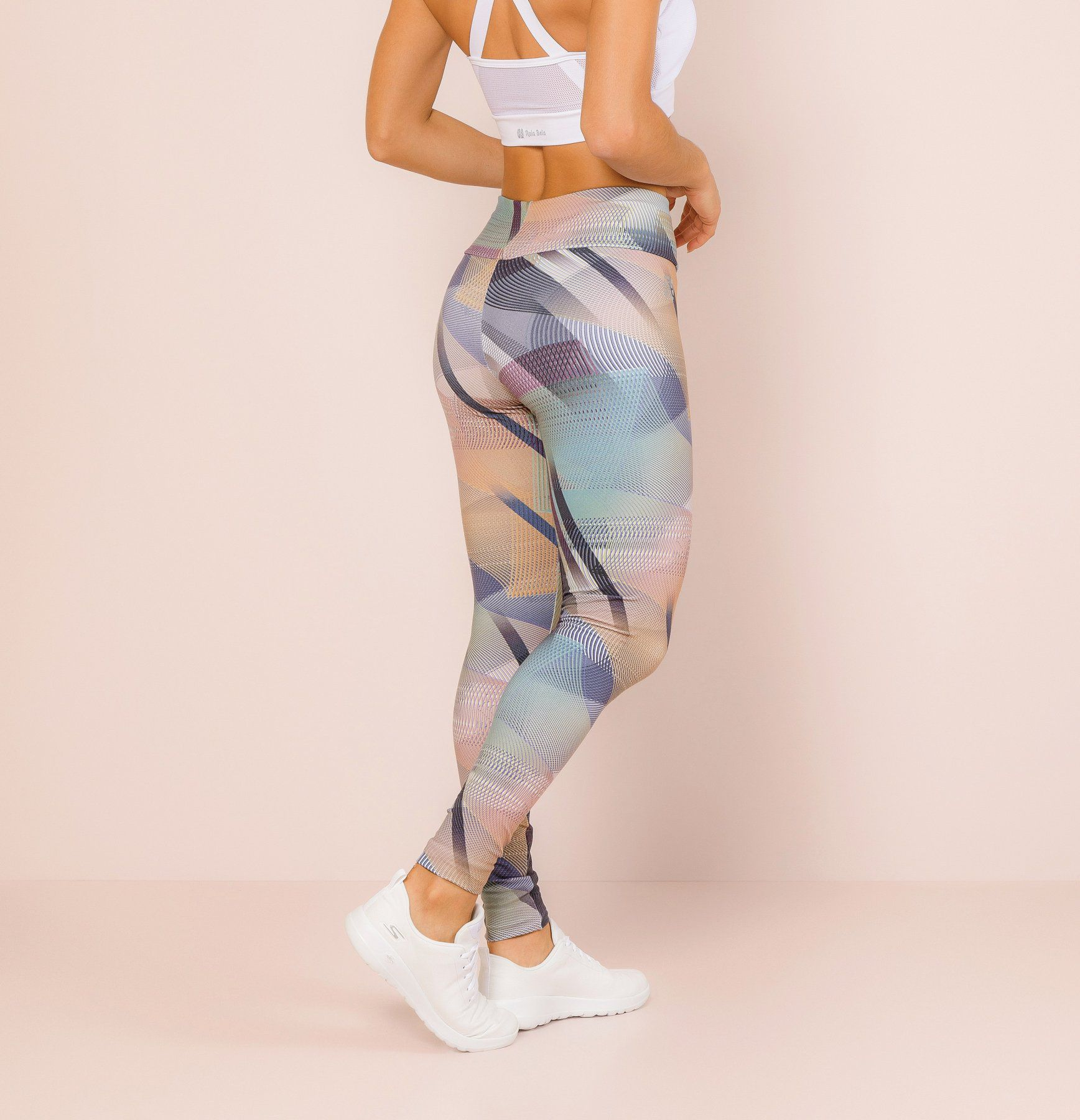 Legging Supplex Estampada