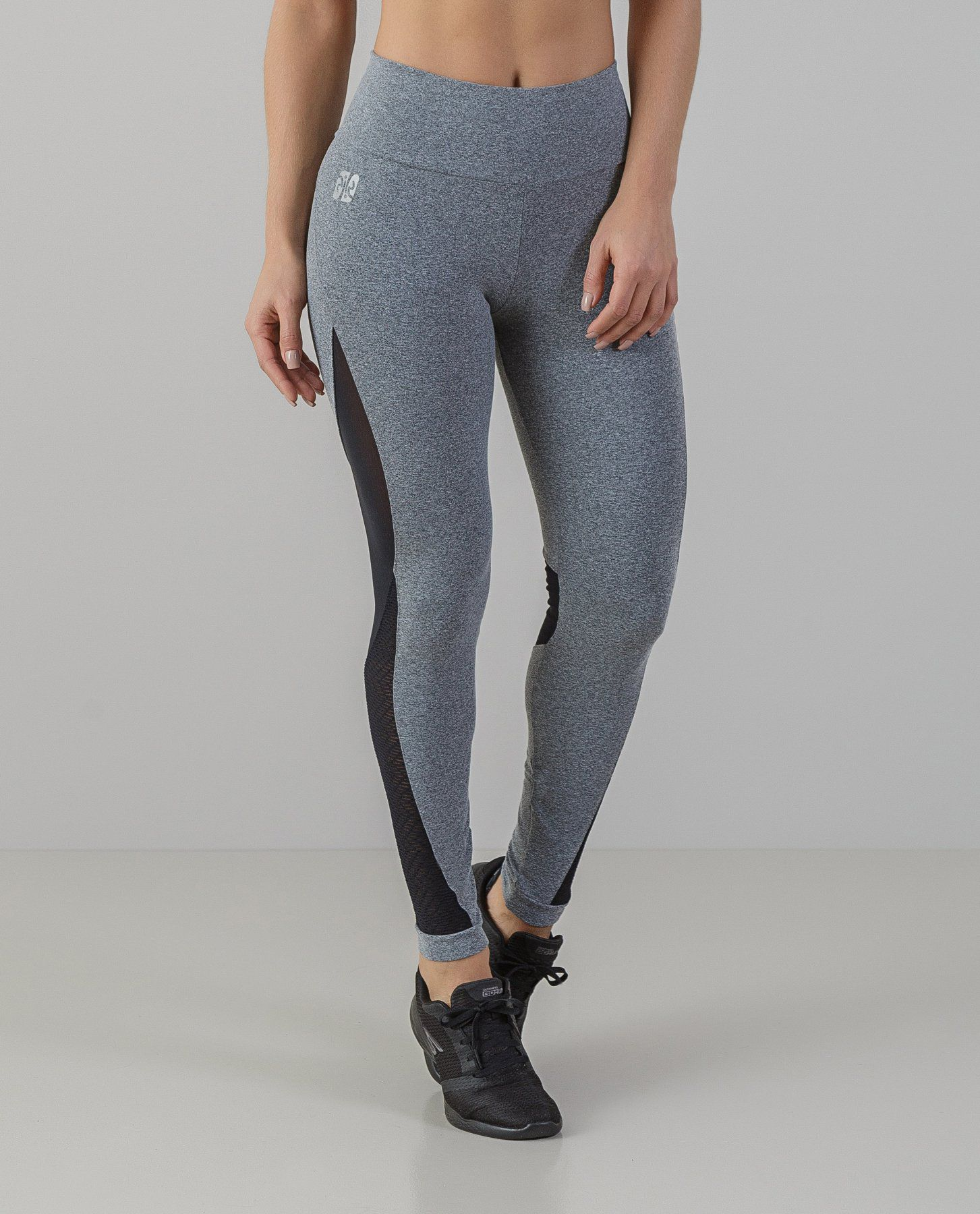 Legging Supplex Sport com Transparência