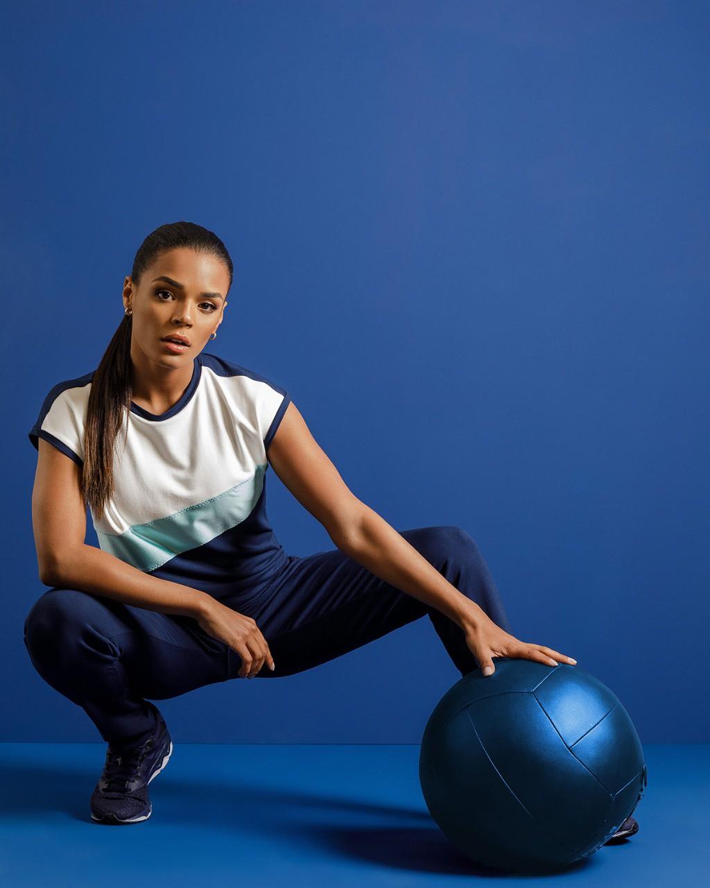 T-shirt Sport Fleece e Cirrê
