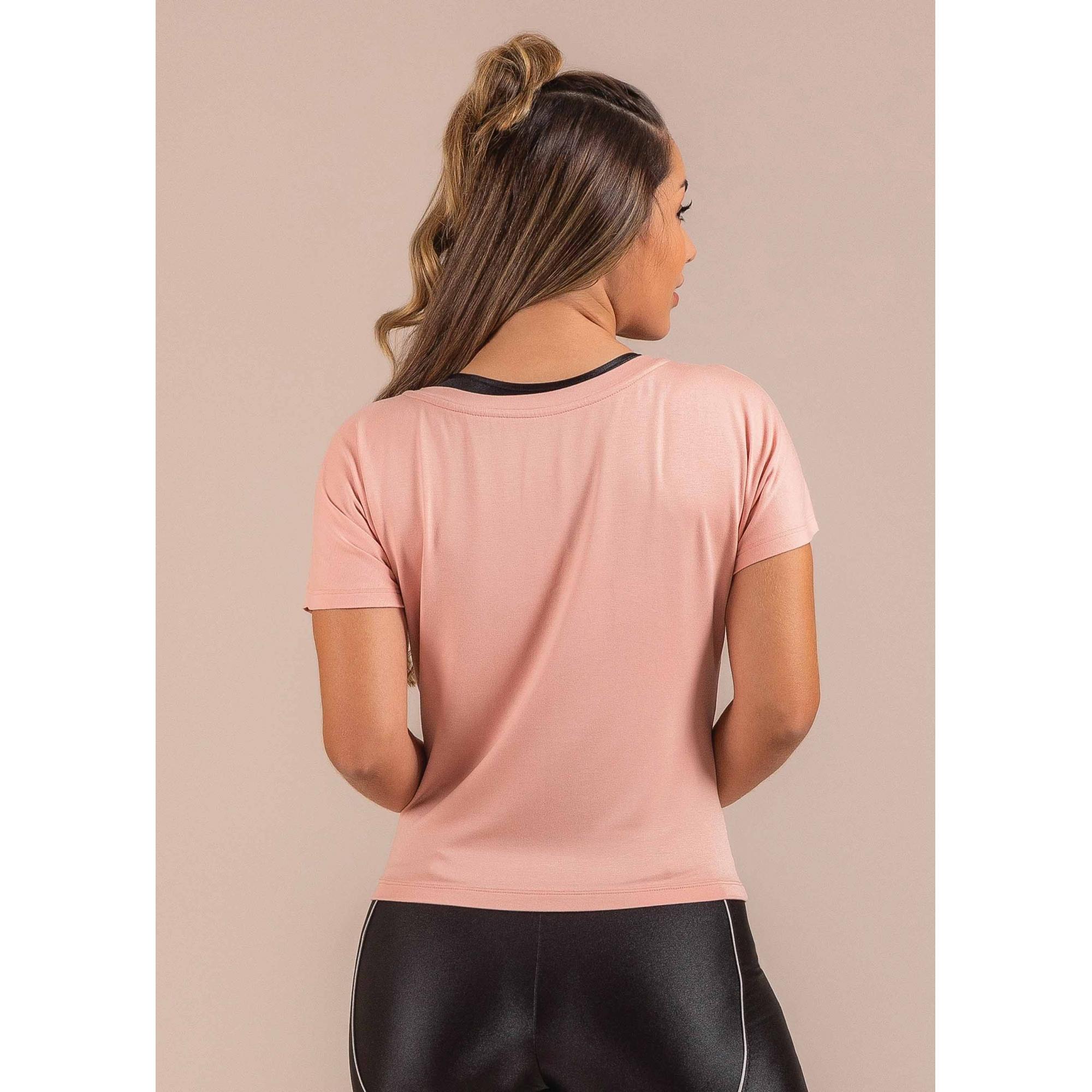 T-shirt Viscolycra E Silk
