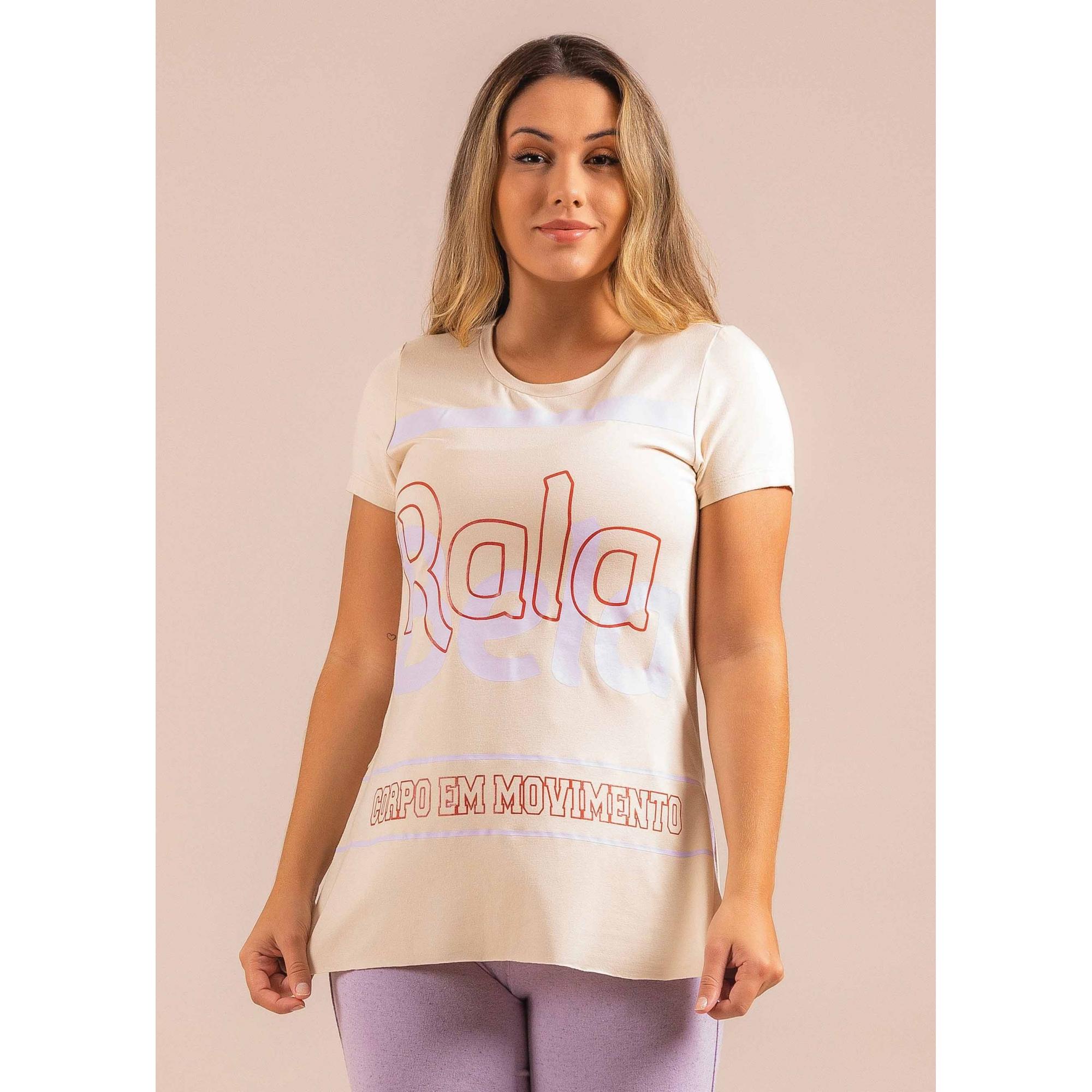 T-shirt Viscolycra Movimento