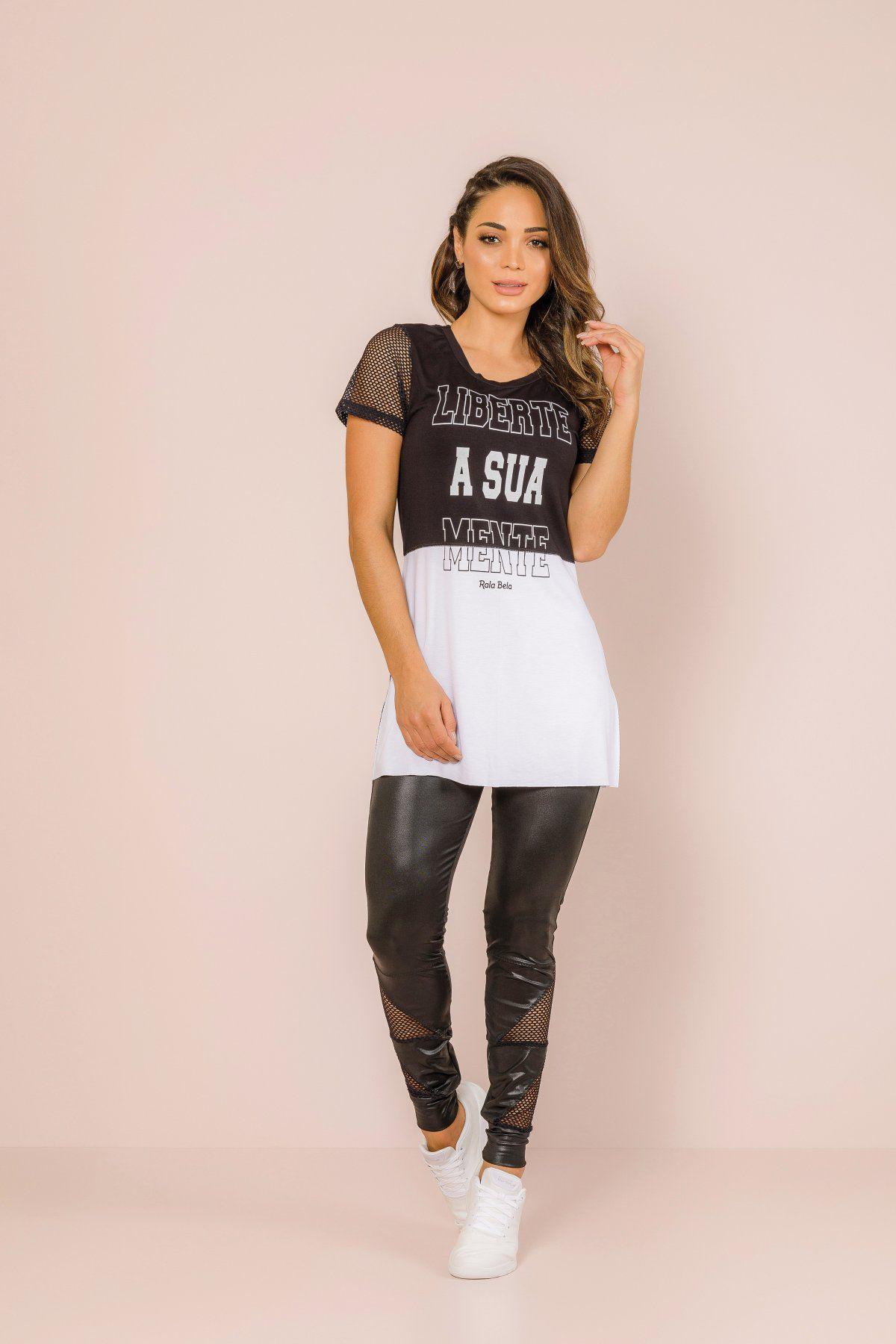T-Shirt Viscolycra Tela