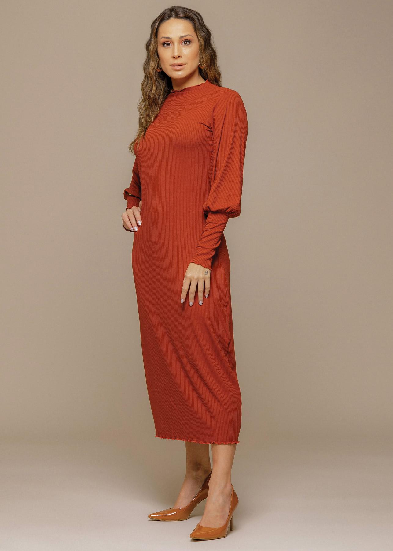Vestido Midi Sevilha