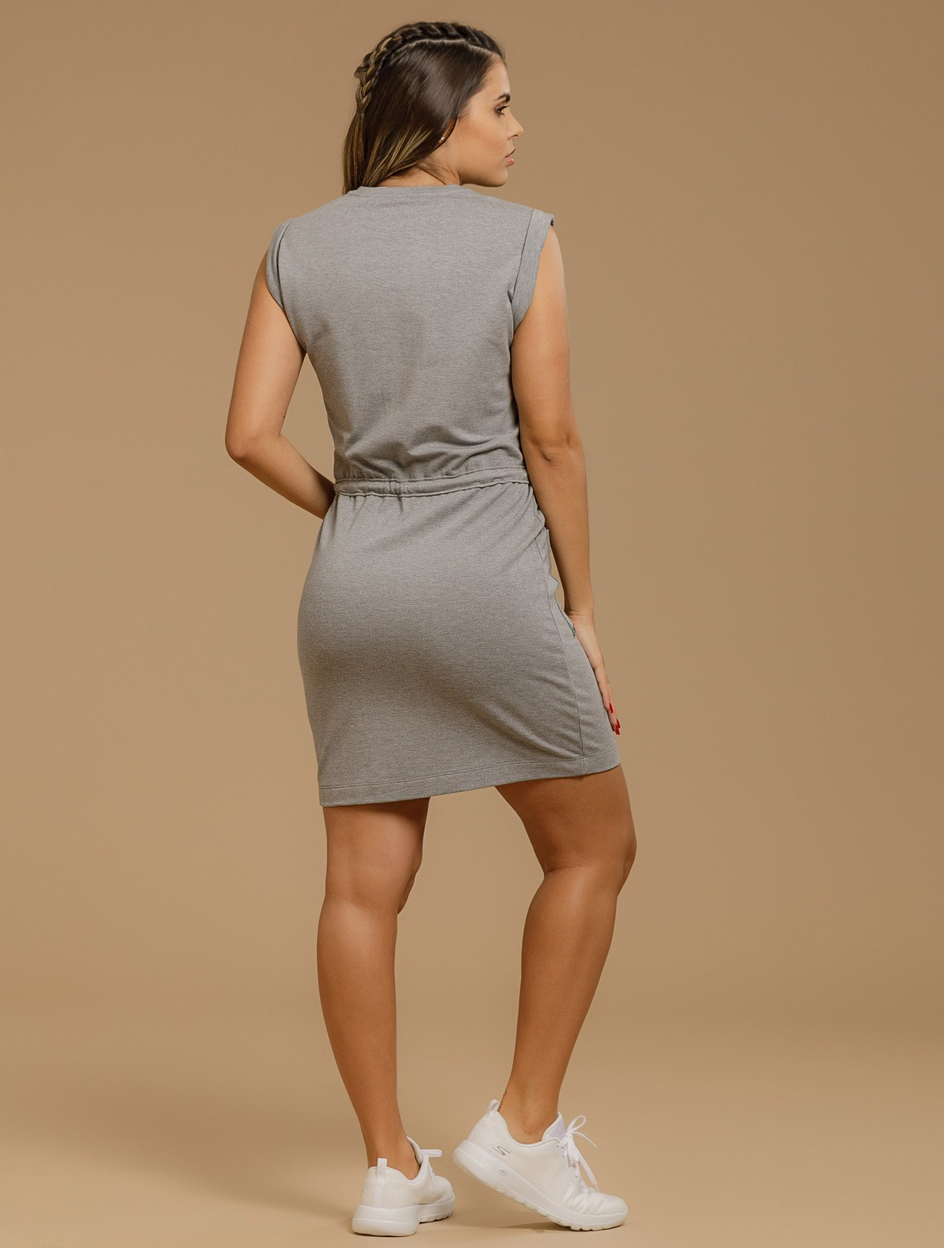 Vestido Sport Fleece